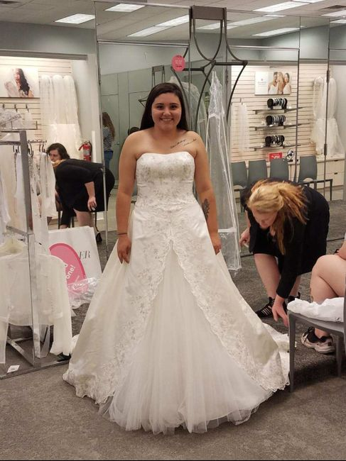 Picked Out a New Dress!! - 2