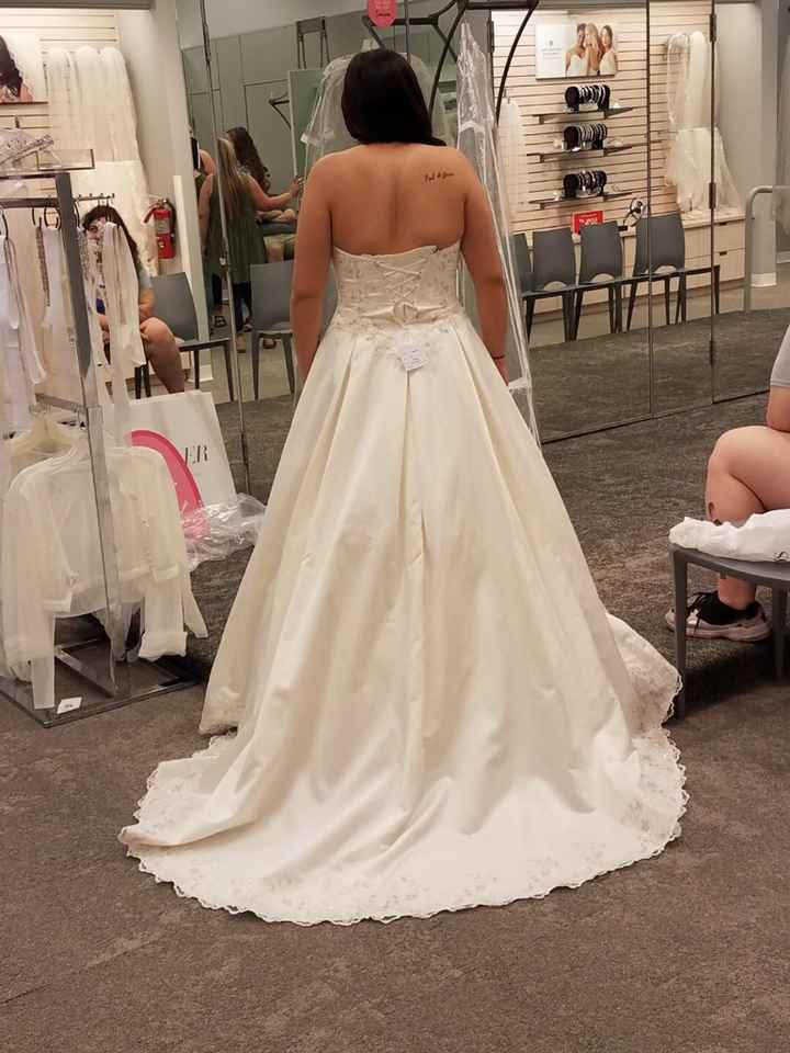 Wedding Dress/shoes - 3