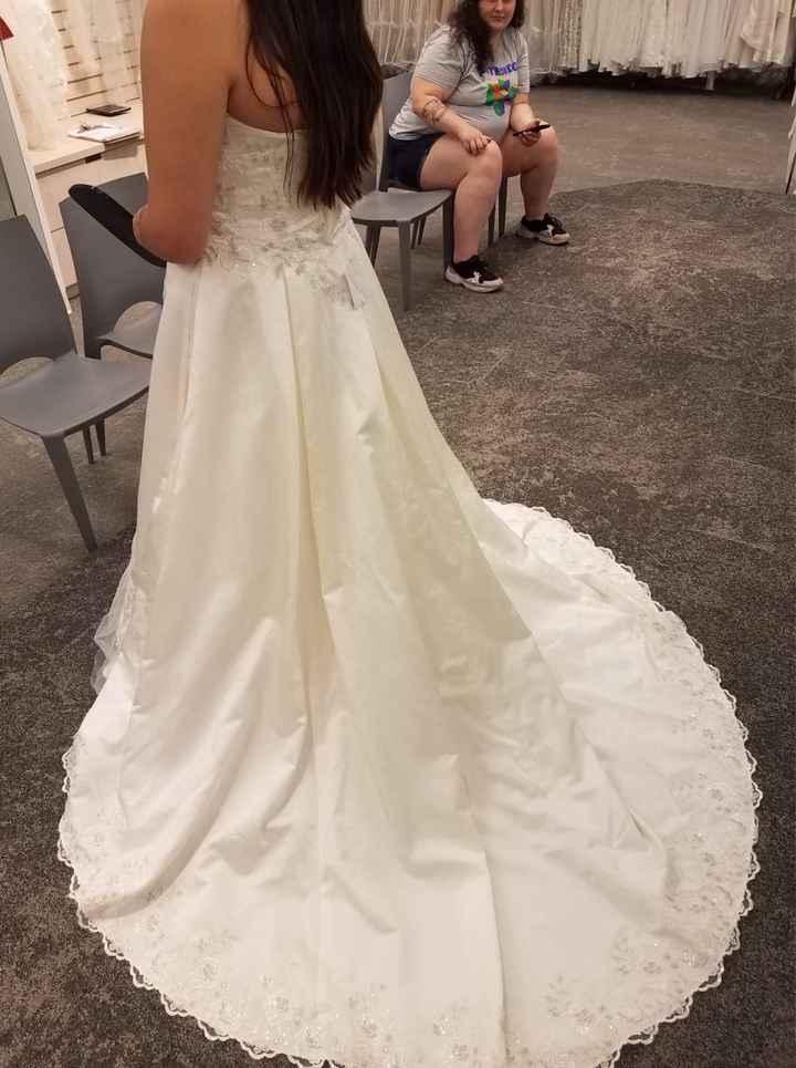Wedding Dress/shoes - 4