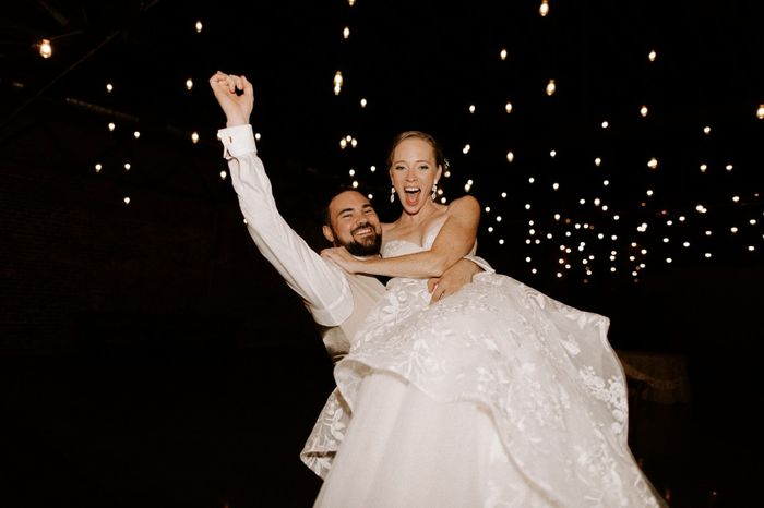 Pro-bam! Pics from October wedding 20