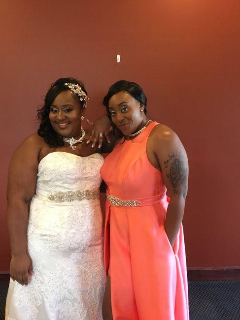 My wedding day 2