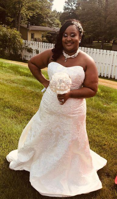 My wedding day 8