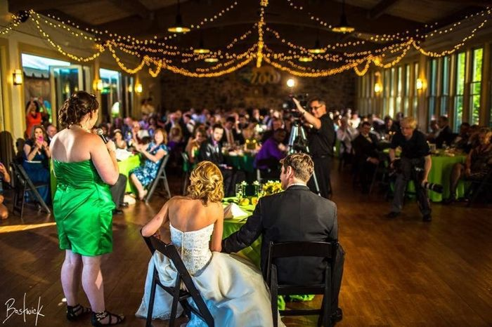 Show us your wedding venue! 17