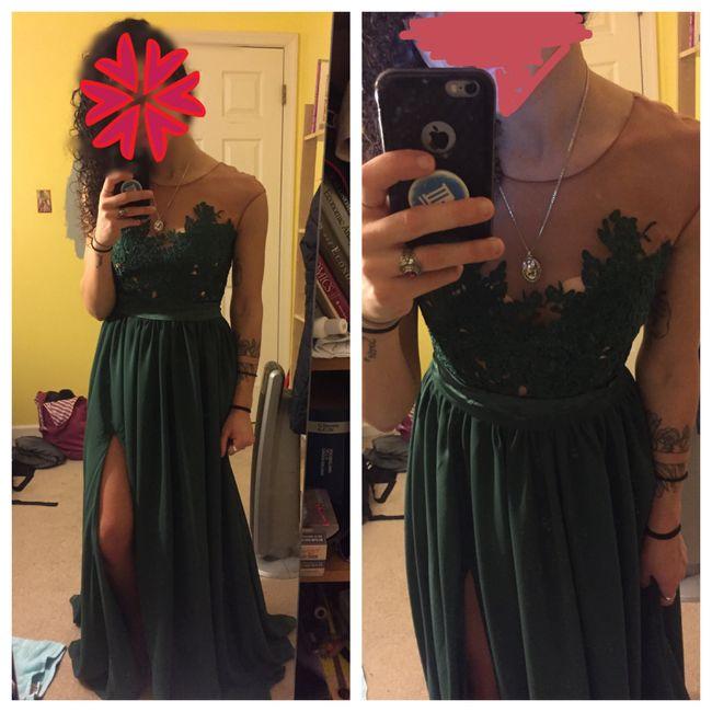 Bridesmaids Dresses 👗 1