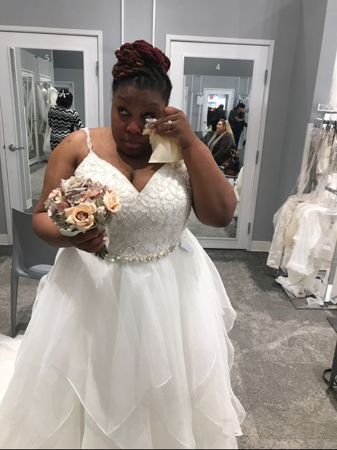 Did you say yes to the dress? 12