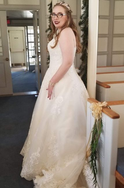 Dad took this before the ceremony
