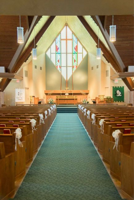 Church/how Brides: Show off Your Venue! 17