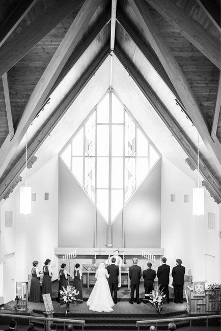 Church/how Brides: Show off Your Venue! 18