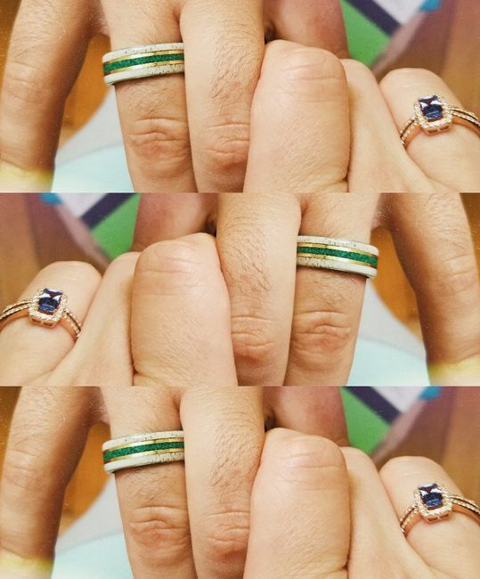 """Mangagement""  Rings? 1"