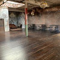 Industrial/rustic Reception Venue + Decor - 2