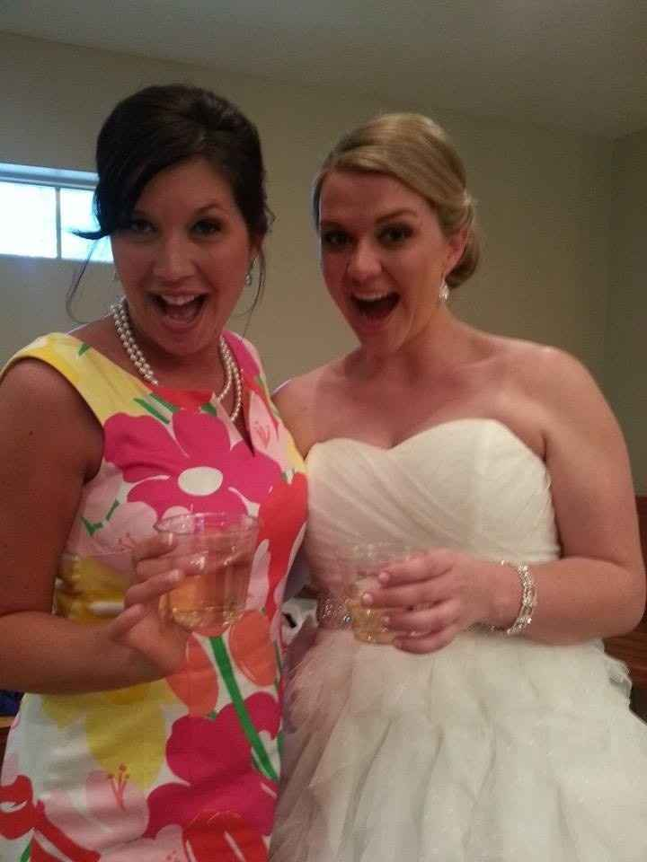 Back and Married!