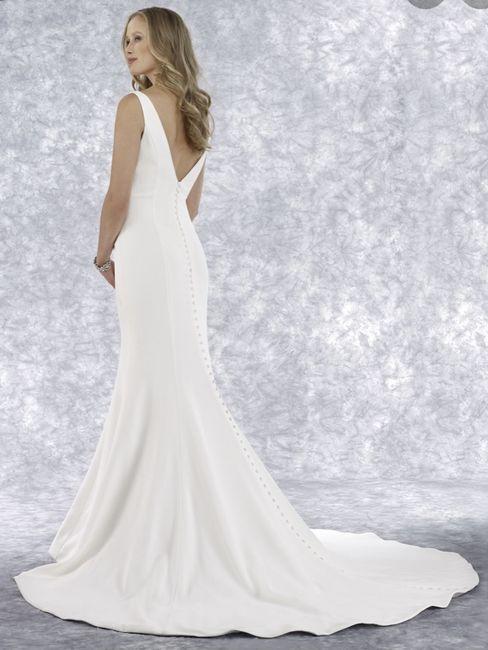 Wedding Dress - Too Plain? 2