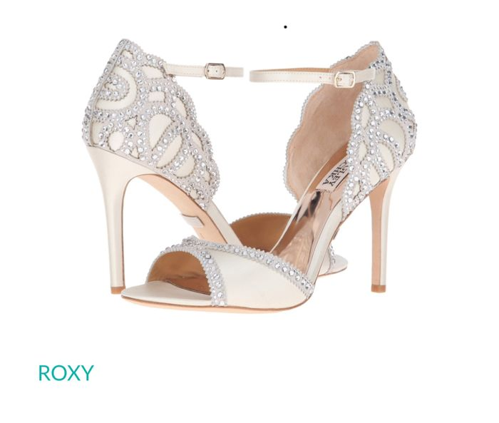 Badgley Mischka Bridal Shoes 4