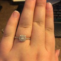 Small diamond ladiessssss.....Let me see those small diamond halo's (half carat and lower)