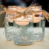 Advice - Inexpensive centerpiece flowers for July wedding