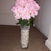 Wedding centerpiece vases - 1