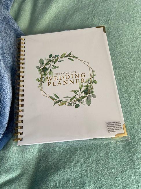 Wedding Planners & Binders 3