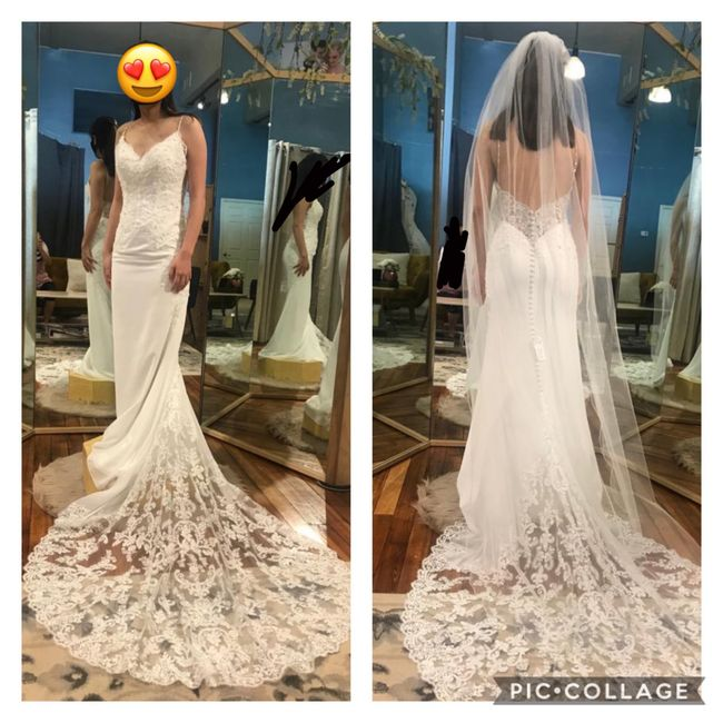 said yes to the Dress!!!! any hair suggestions? 1