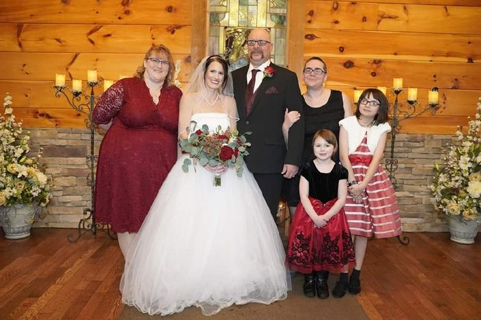 Our wedding day 21