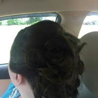 Hair trial today