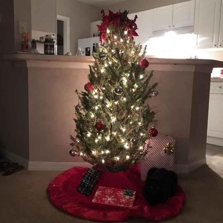 NWR: Christmas tree/holiday decor