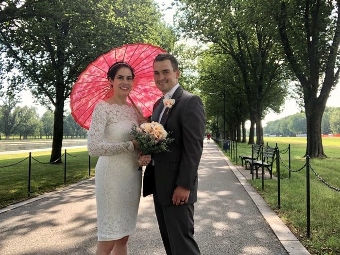 Bam- Diy, self-uniting elopement in dc 6/30 1