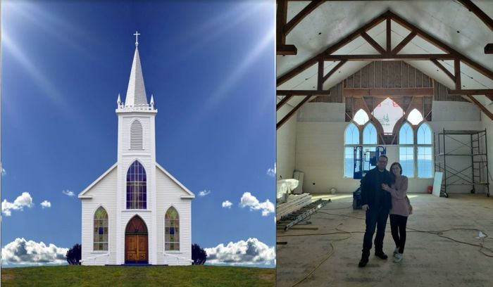 Let's see where you're getting married! Show off your wedding venue!! 11