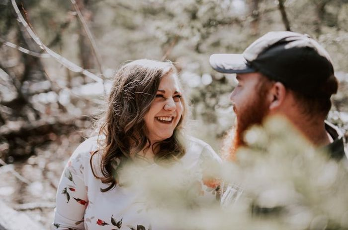 Show & Tell Your #1 Engagement Photo 24