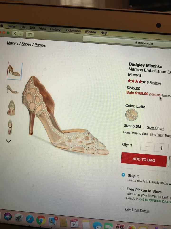 Badgley Mischka Shoes (or high heels in general) - Anyone with comfort issues? - 1