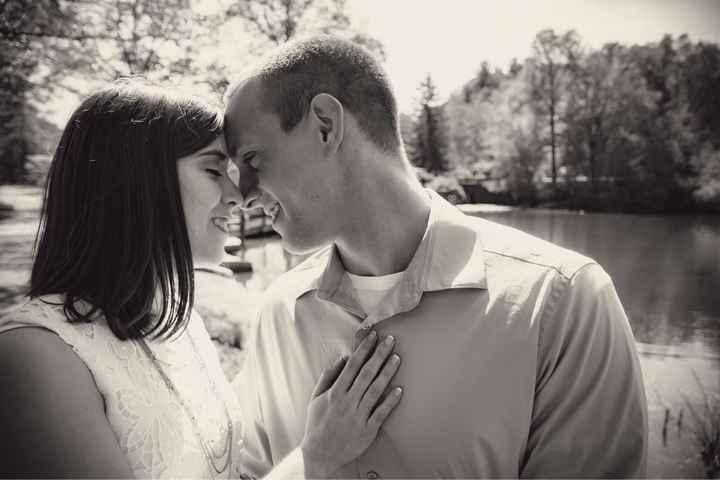 Engagement pics! - 4