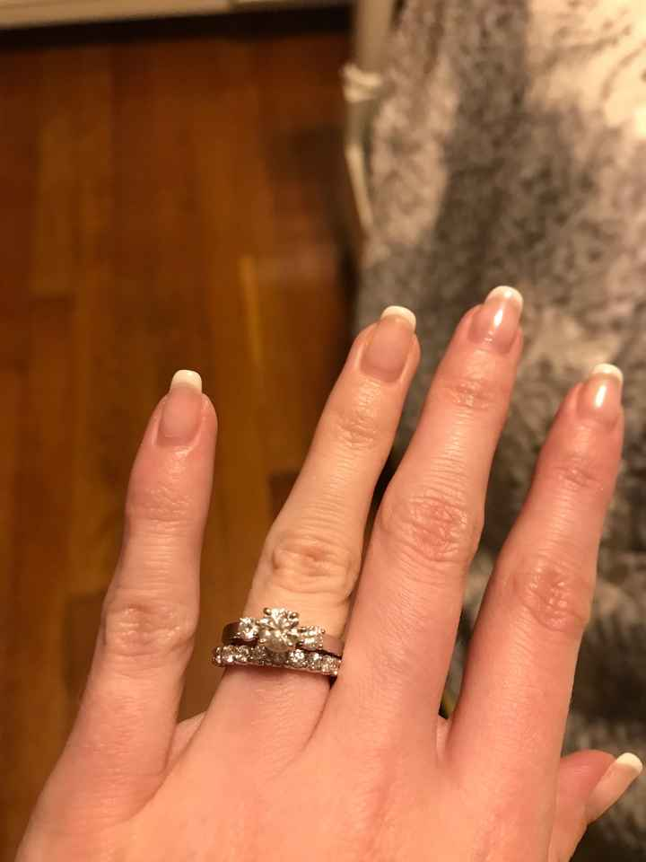 Let's see yours and FS' rings! - 1
