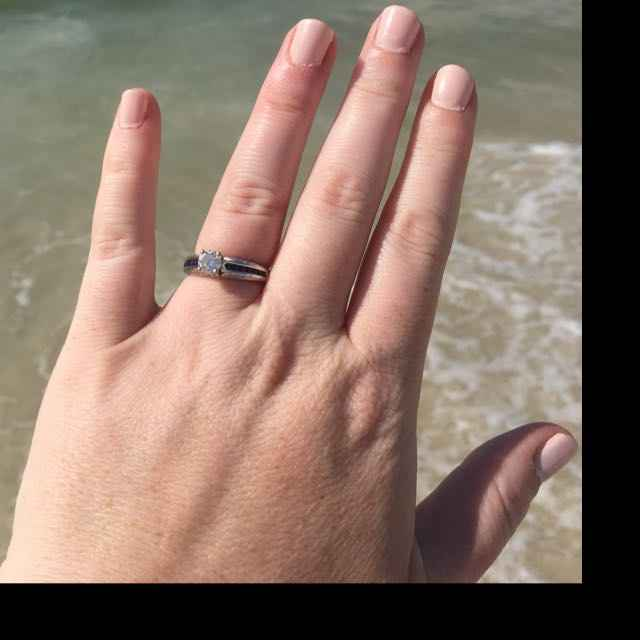 Show me your ring! - 1