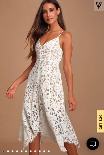 Bridal Shower dresses.. let me see Them! 5