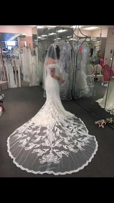i said yes to the dress!!!!! 1