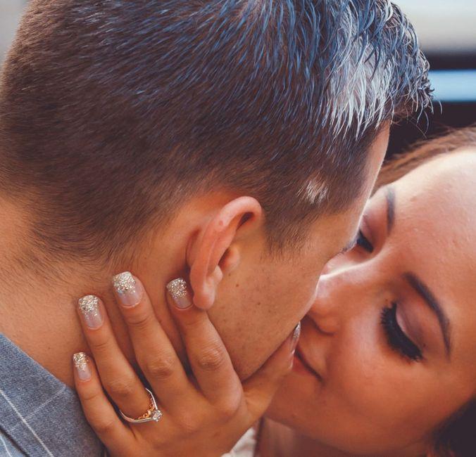 Show me your unique engagement rings! 4