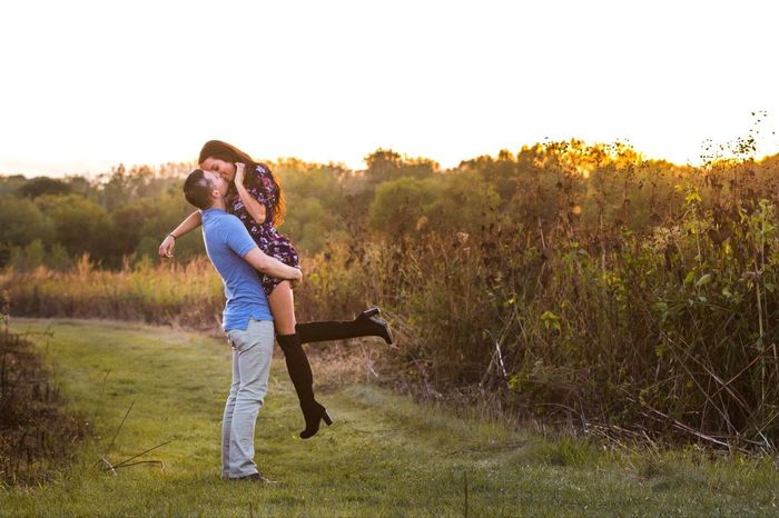 Show & Tell Your #1 Engagement Photo 16