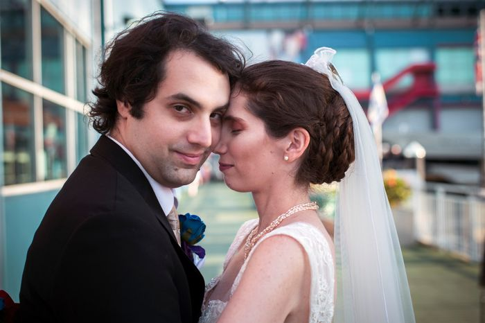 Favorite wedding day picture 12