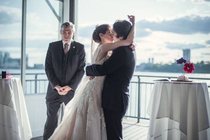 When Did You See Your Spouse On Your Wedding Day? 1