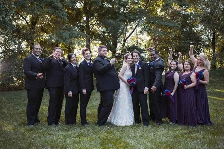 Bridal Party Uneven - 1