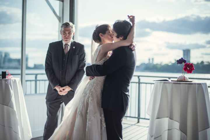 When Did You See Your Spouse On Your Wedding Day? - 1