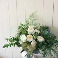 Size of bouquet