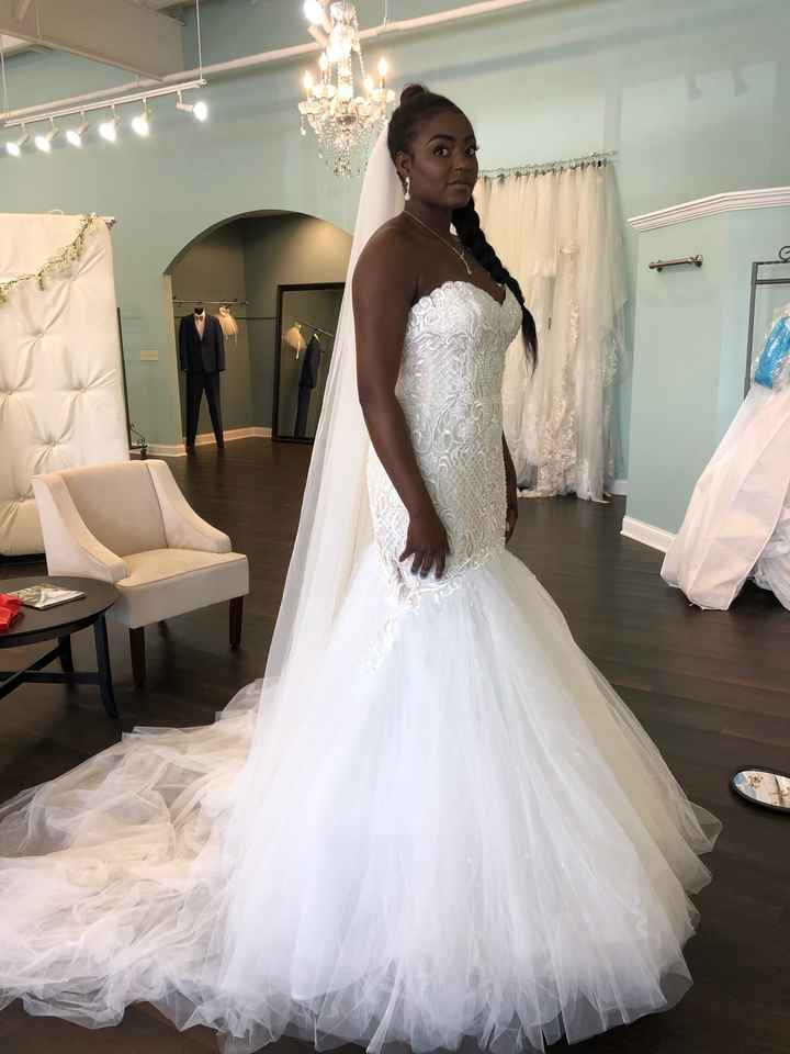 Show us your summer wedding dresses? - 1