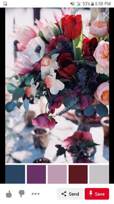 Choosing Wedding Colors 5
