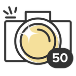 Paparazzi. You're an inspiration sensation!  Thanks for being our very own paparazzi :)  You've earn this badge for posting 50 photos.