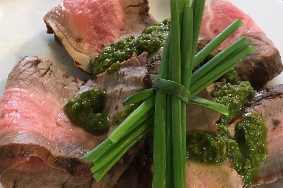 Oregon Grass Fed Flank Steak