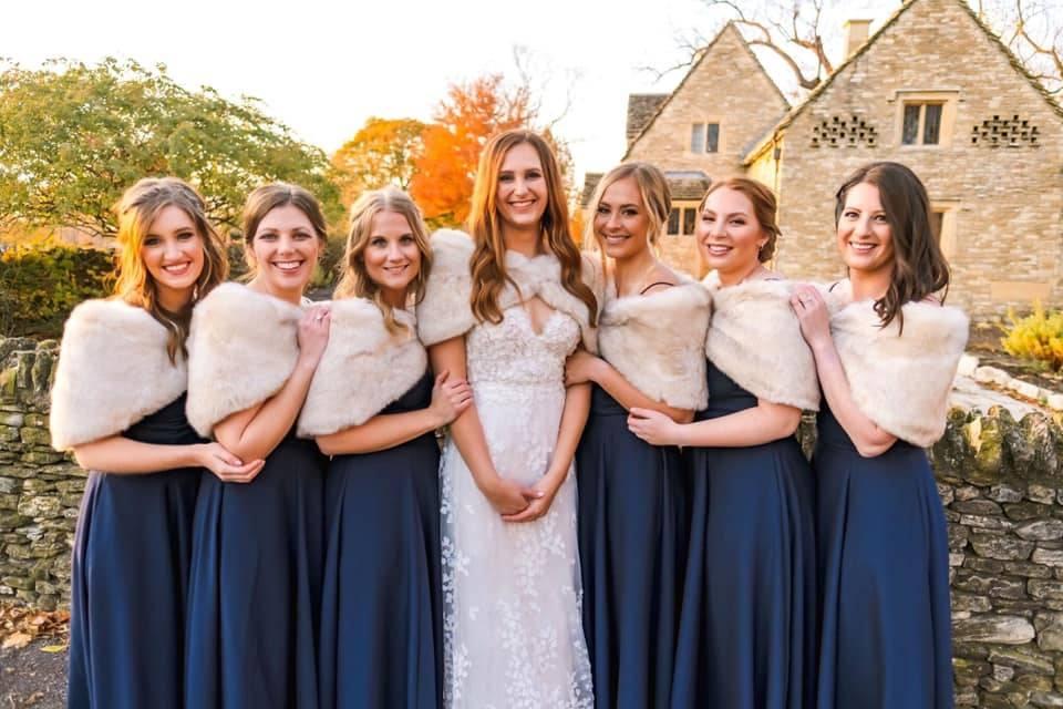 Real Bride:  Elizabeth