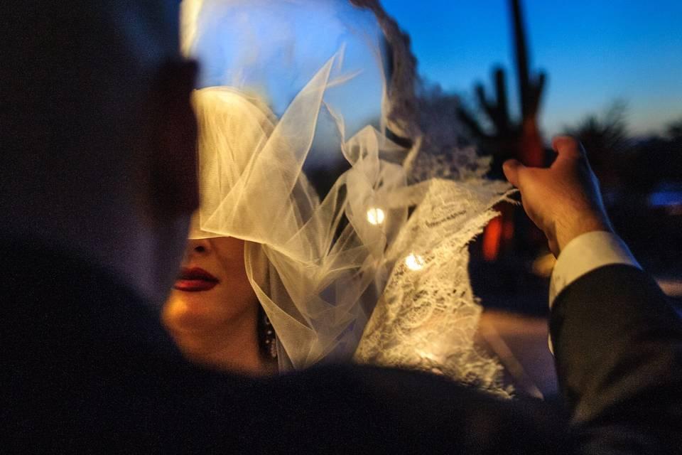 Bride at Hacienda del Sol