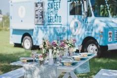Gelato Truck