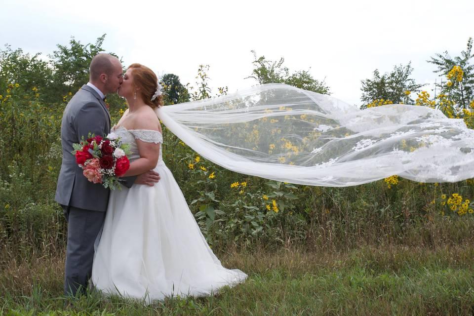 The veil!