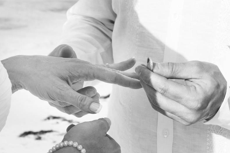 Bahamas Marriage Certificate
